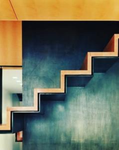 ковровая лестница
