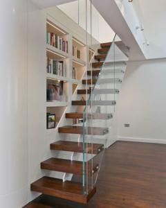 лотковая лестница
