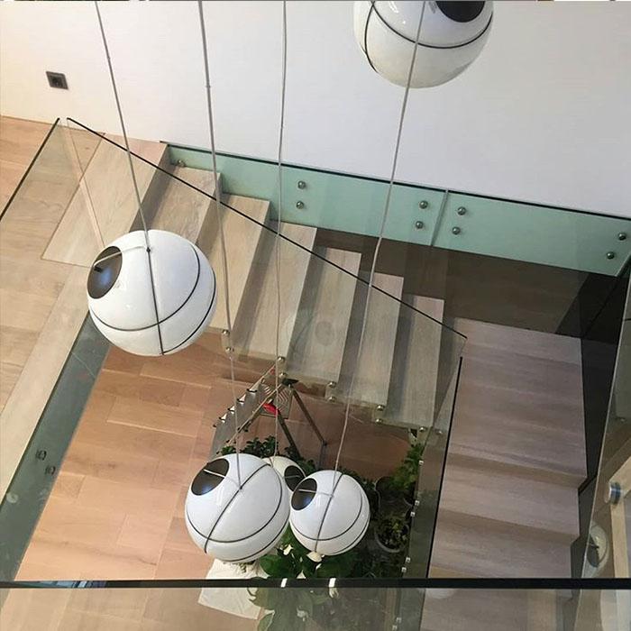 деревянные лестницы-1