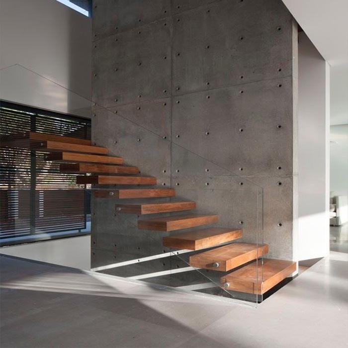 консольная лестница со стеклом_2